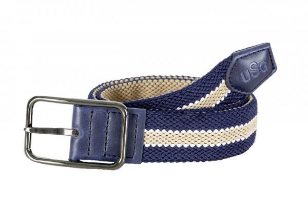 Reversible Belt ''Cinto'', elastic material