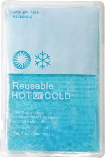 Wärme- und Kühlkompresse, wiederverwendbar