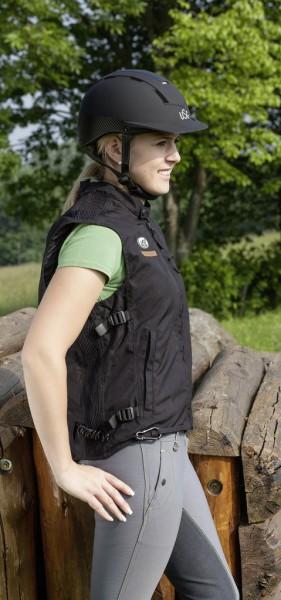 USG Equi Airbag-Protektor-Weste 2.0p, schwarz