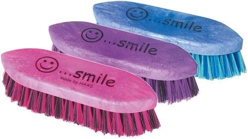 Haas Mähnenbürste. Smile, 8 cm