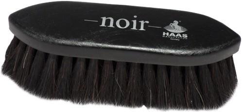 Haas Fellbürste Noir klein, 5 cm