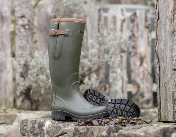 "Crosslander Boot ""Kodiak"" knee high"