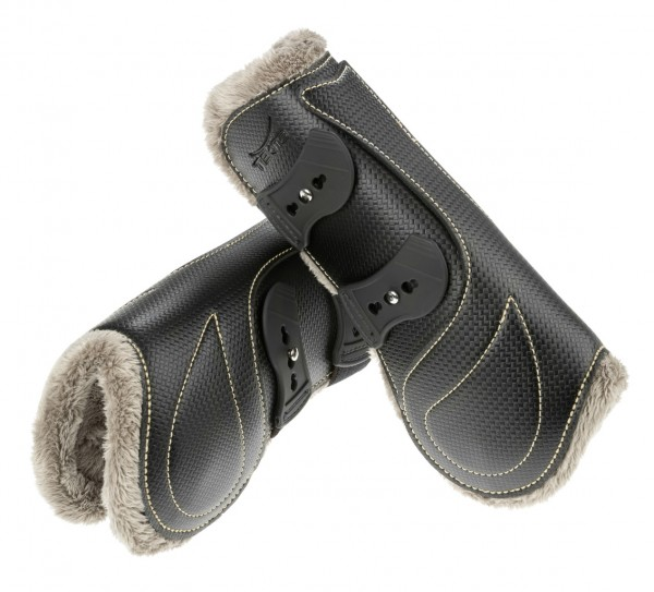 Tekna front boots with artificial fur