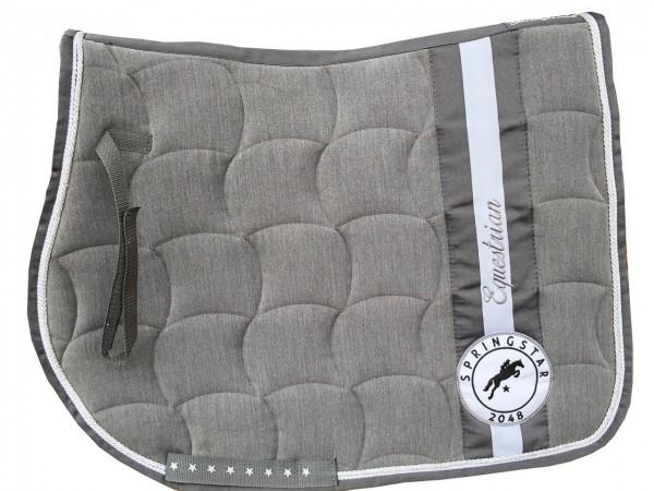 "Dressage saddle cloth ""Celina"", w. Springstar logo"