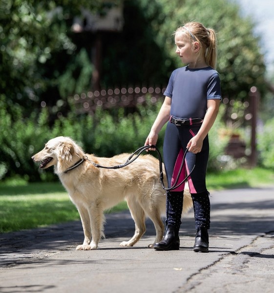 """Children´s breeches """"Taylor"""", full patch"""