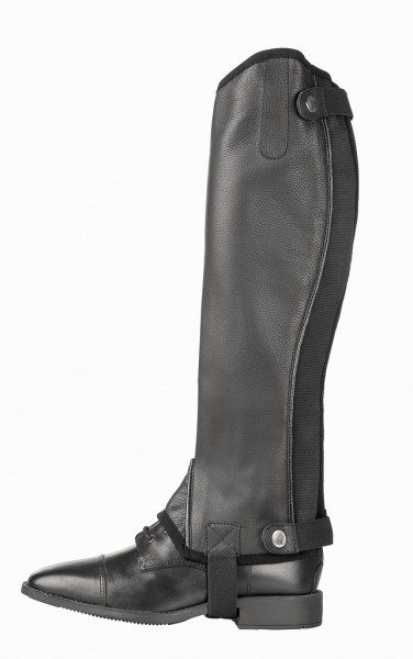 """Leather-Mini-Chaps """"Palermo"""" for Adult"""