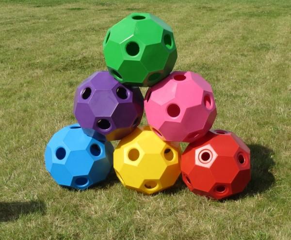 "Spiel- + Fütterungsball ""Happy Hay Play"" - Shetty"
