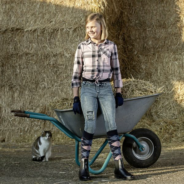 """Jugend Jeans-Reit-Tights """"Fanny"""""""