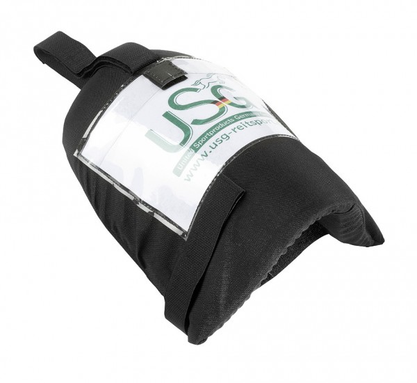 Shoulder Pads with velcro with medical card